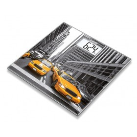 "Весы напольные Beurer GS203, электронные, до 150 кг, ""New York"""