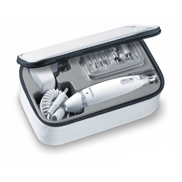 Аппарат для маникюра и педикюра Beurer MP62 (10 насадок)
