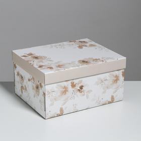 Складная коробка «Для твоих мечтаний», 31,2 х 25,6 х 16,1 см Ош