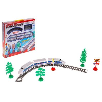 Железная дорога «Экспресс», протяжённость пути 1,55 м - Фото 1