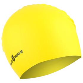 Шапочка для плавания SOLID, M0565 01 0 06W, жёлтый