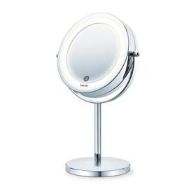 Зеркало Beurer BS55, подсветка, 24,5 × 32,5 × 36 см, увеличение х7, 4*ААА