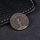 Монета «Волгоград», d= 2 см