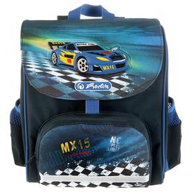 Ранец дошкольный Herlitz MINI SoftBag, 24 х 26 х 14, для мальчика, Super Race