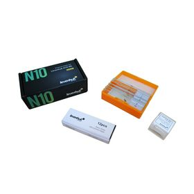 Набор микропрепаратов Levenhuk N10 NG Ош