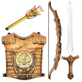 Набор рыцаря «Храбрый воин», 7 предметов Ош