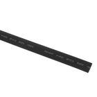Термоусадочная трубка REXANT, 10/5 мм, 1 м, черная