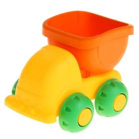 Игрушка для купания «Машинка мягкая №1», цвета МИКС