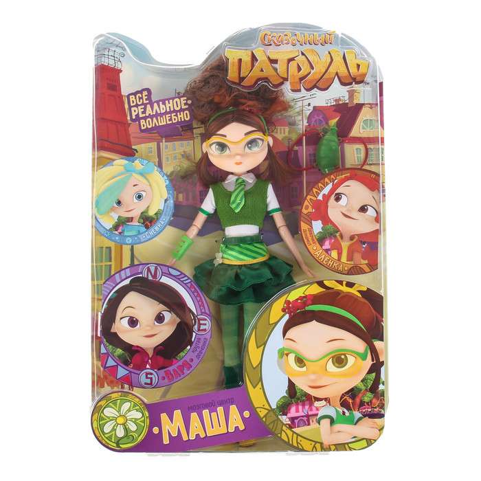 Кукла «Маша» Сказочный патруль