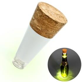 Светящаяся пробка Bottle Light