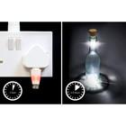 Светящаяся пробка Bottle Light - Фото 7