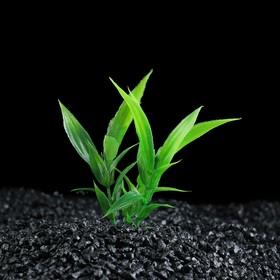 Растение искусственное аквариумное малое, 9 см Ош
