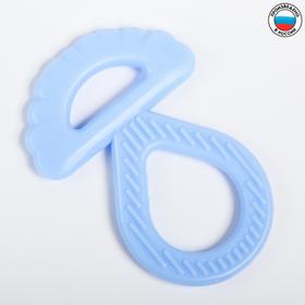 Прорезыватель силиконовый «Гриб», цвета МИКС