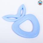 Прорезыватель силиконовый «Клубника», цвета МИКС