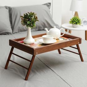 Столик для завтрака «Чаепитие», 34×52 см