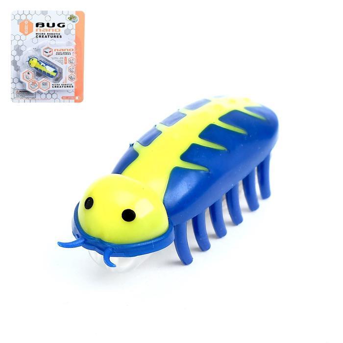 Жучок «Робот-жук», работает от батареек, МИКС
