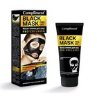 Маска-пленка Compliment no problem black-mask pro-collagen, 80 мл