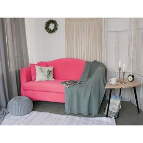 Чехол для мягкой мебели в детскую Collorista, 2-местный диван, наволочка 40 × 40 см в подарок Ош
