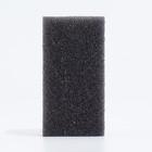 Губка прямоугольная для фильтра турбо, 3х3,5х7 см - Фото 2