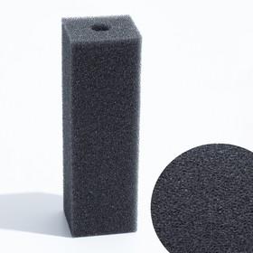 Губка прямоугольная для фильтра турбо, 4,5х5х15см Ош