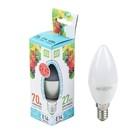 Лампа светодиодная ASD LED-СВЕЧА-standard, Е14, 7.5 Вт, 230 В, 4000 К, 675 Лм