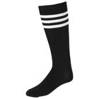 Гетры футбольные, размер 38-39, цвет черный