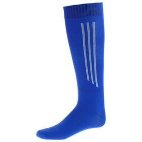 Гетры футбольные, взрослые, безразмерные, цвет синий Ош