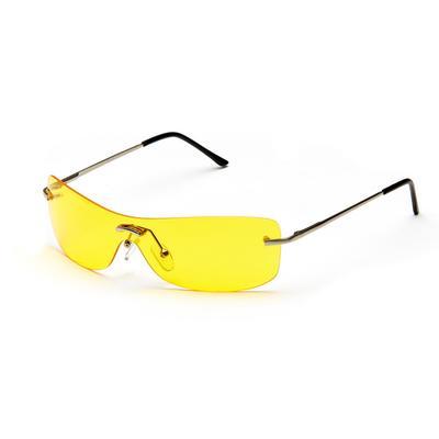 Водительские очки SPG «Непогода | Ночь» comfort, AD010 серебро