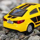 Машина металлическая Kia Rio, открываются двери, багажник, инерция, 12 см, МИКС - Фото 5