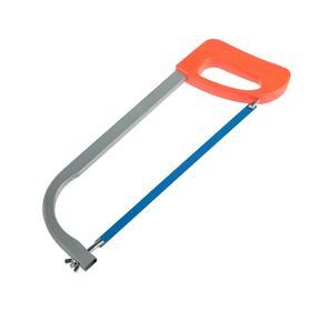 Ножовка по металлу LOM, пластиковая рукоятка, 300 мм Ош