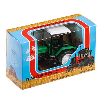 Трактор «Люкс», масштаб 1:43