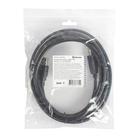 Кабель интерфейсный Defender USB04-10, USB2.0, A(m)-B(m), до 480 Мб/с, 3 м, черный - Фото 2
