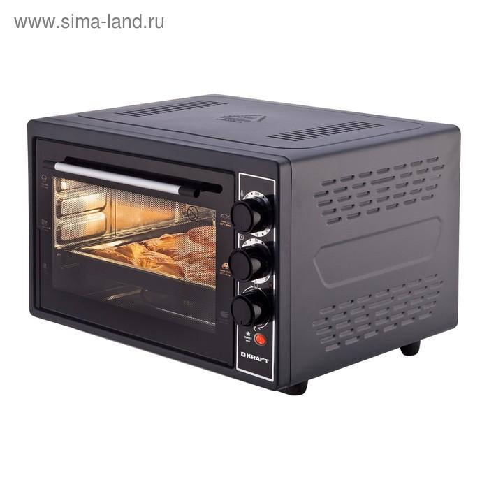 Мини-печь Kraft KF-MO 3804 RKBL черная