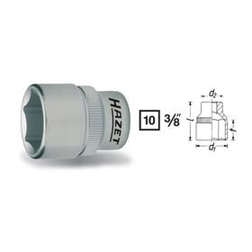 """Головка торцевая HAZET 880-13, 3/8"""", 6гр., 13 мм"""