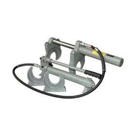 Стяжка пружин WIEDERKRAFT WDK-83211, гидравлическая, d пружины 100-200 мм, ход штока 110мм