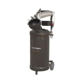 Система раздачи масла WIEDERKRAFT WDK-89400, мобильная, ручной привод, бак 30л,шланг 2,5м. Ош