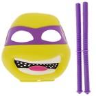 Набор героя «Ниндзя Донателло», маска и 2 дубинки