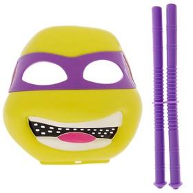 Набор героя «Ниндзя», маска и 2 дубинки Ош