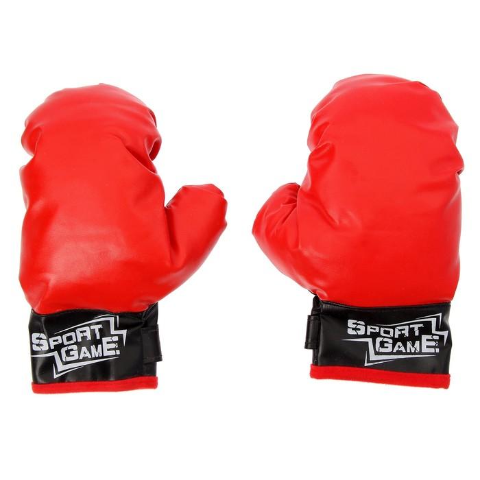 Детские боксерские перчатки «Ярость»
