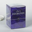Туалетная вода женская Love In Diamonds,100 мл