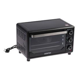 Мини-печь Centek CT-1537-30, 1600 Вт, 30 л, 4 режима, черный
