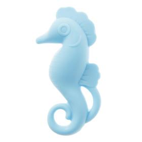 Прорезыватель силиконовый «Морской конёк», цвет МИКС