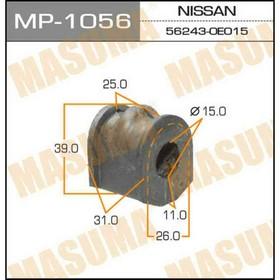 Втулка стабилизатора 'Masuma' MP1056 Ош