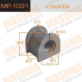 Втулка стабилизатора Masuma (миним. партия 2 ш) MP1031 Ош