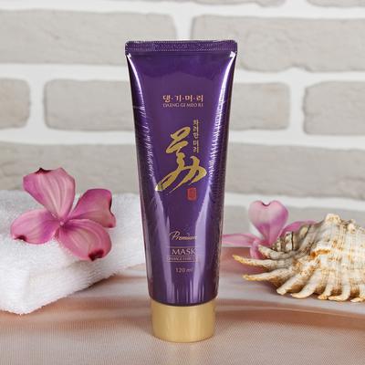 """Маска Daeng Gi Meo Ri Premium """"Интенсивно-восстанавливающая"""" для поврежденных волос, 120 мл"""