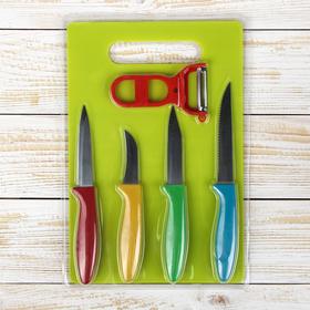 Набор кухонный, 6 предметов, цвет МИКС