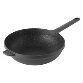 Глубокая сковорода-вок Gem, 28 см, 3,9 л