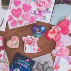 Открытка‒валентинка с письмом «Для тебя», 8 × 7 см - Фото 3