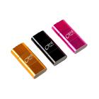 Картридер, Type-C и USB подключение, слот microSD, ушко для подвески, цвет МИКС - Фото 3
