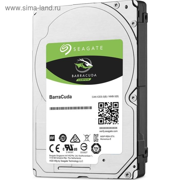 Жесткий диск Seagate Momentus 4Tb (ST4000LM024) SATA-III